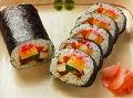 (日本料理)海鮮たっぷり!巻き寿司