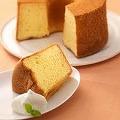 (製菓)ふわふわ食感 シフォンケーキ